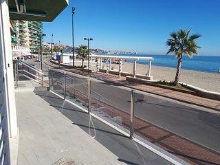 2320 |Carvajal - Primera linea de playa - Vistas al mar