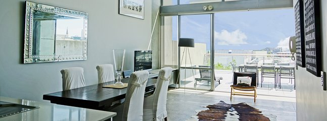 Luxury Mt Eden Apartment in Auckland with spectacular views