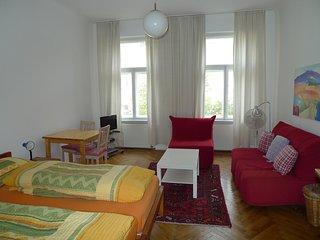 Geraumiges 2-Zimmer Apartment in guter, zentraler Lage Nahe U2-Messe-Prater