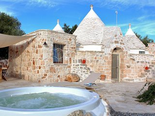 1044 Trullo with Pool in Ostuni