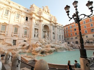 The Trevi Fountain and Spanish Steps Experience