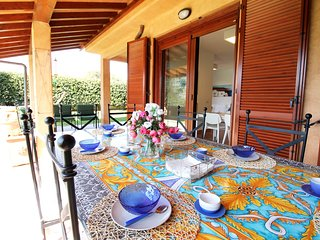 Beautiful Family Villa Tuscany Sea and Country