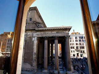 Pantheon Stunning view & Comfort