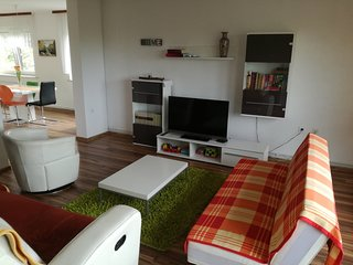 Apartment Bukor- bright and spacious with balcony
