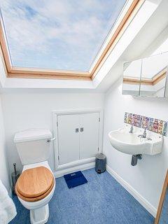 Ensuite shower room to master Bedroom.
