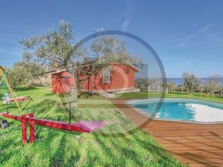 2 bedroom Villa in Bagni di Vicarello, Latium, Italy : ref 5549470