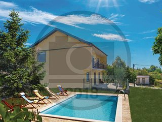 5 bedroom Villa in Ožakovic, Zadarska Županija, Croatia : ref 5549176