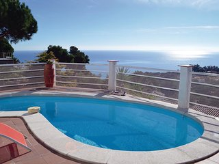 4 bedroom Villa in Blanes, Catalonia, Spain : ref 5549832