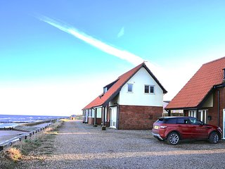 Beach Place, Walcott, North Norfolk coast