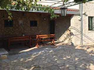 4 bedroom Villa in Viganj, Dubrovacko-Neretvanska Zupanija, Croatia : ref 554623
