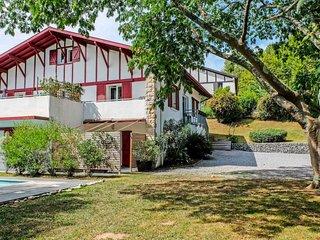 4 bedroom Villa in Bidart, Nouvelle-Aquitaine, France : ref 5610918