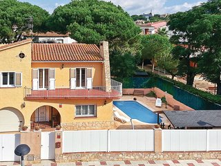 4 bedroom Villa in Castell-Platja d'Aro, Catalonia, Spain : ref 5550035