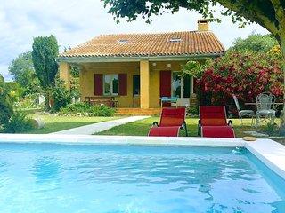 Villa near l'Isle sur la Sorgue