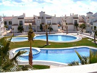 141. Wheel Chair Accessible Apartment Montilla V, Playa Flamenca, Spain -2 Bed -