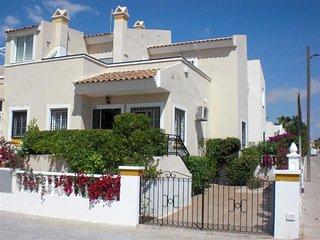 137. Townhouse, Playa Flamenca, Spain - 3 Bed - Sleeps 6