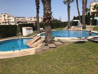 48.Ground Floor Apartment, Playa Flamenca, Spain - 2 Bedroom - Sleeps 4