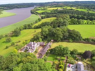 Healthfield Manor, Large Period Residence On The Outskirts of Wexford Town, 6 Be