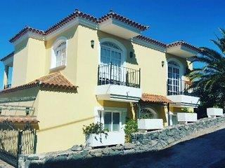 4 bedroom Villa in Vera de Erque, Canary Islands, Spain : ref 5633655