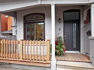 Location, Location! Stuningly Renovated Main Floor Two Bedroom in Toronto