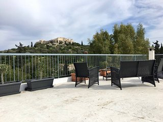Luxury Acropolis & Sightseeing + large terrace!