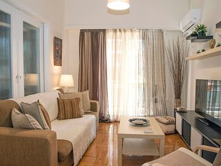 Renovated elegant flat-Athens central location!