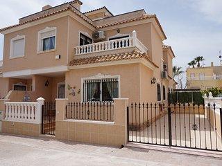 Cabo Roig 3 Bed House with Solarium (V2)