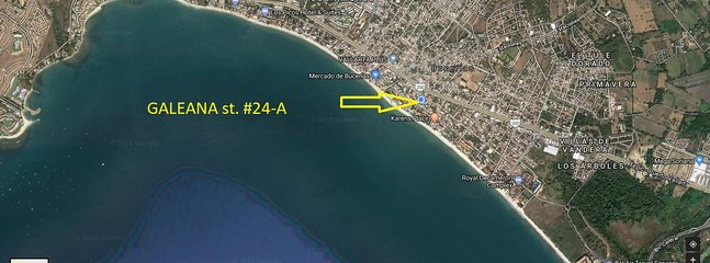 Located just a few steps form the Beach!