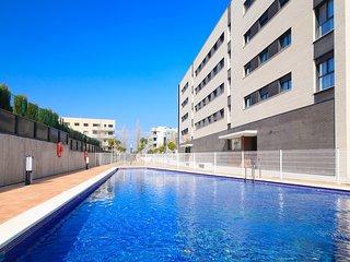 SALOU RESIDENCIAL 200: Modern and cozy apartment in a residential Salou area !