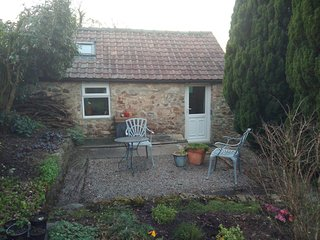 One Button Hideaway. Holiday cottage near Masham North Yorkshire. UK