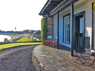 Seaside Cottage, Sea front at Burntisland