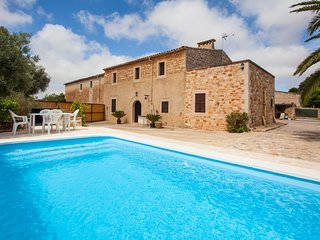 Finca Ses Comes. Country House in Santanyi