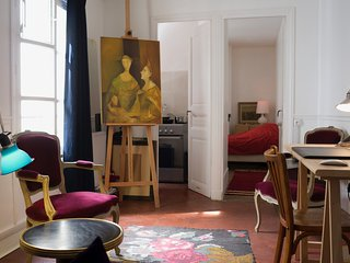 2 pièces [A] Le Marais Paris 4