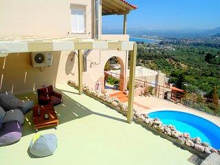 Aloe villa Chania Crete
