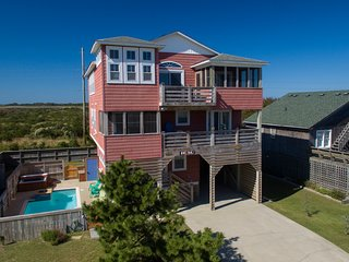 Sunset Hideaway 4 Bedroom South Nags Head Home