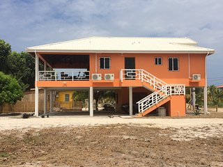 Vacation Home Rental in Heart of Placencia Village Belize