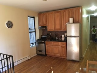 Spacious 3br Duplex On Bushwick Ave 25 Minutes to Manhattan +Outdoor Space