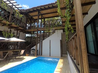 Alicat Villas Azul: Luxury Villa in Eco-Complex w Full Kitchen & 6 Meter Pool!