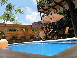 Alicat Villas - Entire 4 Villa Eco Complex with Beautiful 6 meter Pool!
