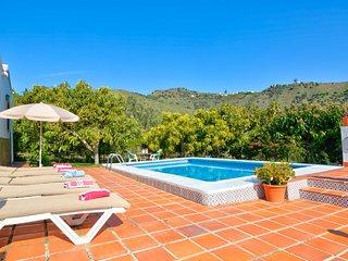 Villa Grillo, Villa con Piscina, ideal para Familias