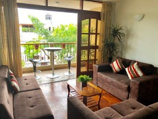 Chorrillos apartment 2 bedroom in a gated community