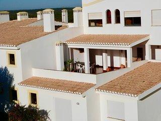 Appartement Beliche 'Branco' avec terrasse et patio vue mer - Wi-Fi