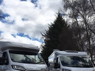 Motorhome Hire Highlands of Scotland