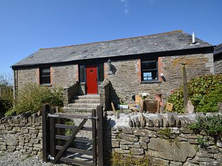 55383 Barn situated in Fowey (2.5mls NW)
