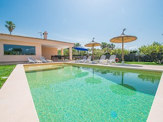 CAN SEGUE - Villa for 6 people in Alcudia