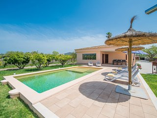 CAN SEGUE NOU - Villa for 6 people in Alcudia