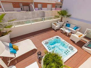 iloftmalaga Premium Calle Nueva 4F, Jacuzzi y terraza privada
