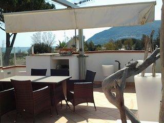 Superlativa Villa in residence fronte spiaggia