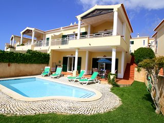Villa Flora. Beautiful house with special sea views, private pool, walk to beach