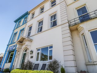 GREEN VIEW, superb views of Solway Coast, Victorian townhouse, period features,