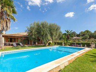 2 bedroom Villa in Pollença, Balearic Islands, Spain : ref 5238085